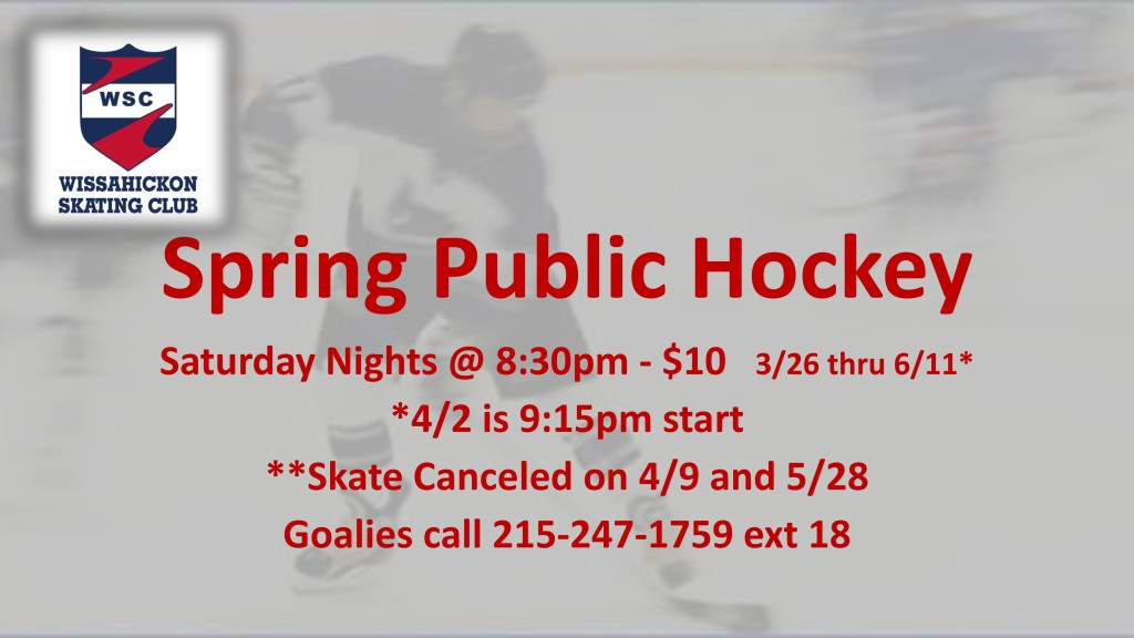 2016 Spring Public Hockey-rev