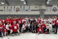 Will Albertus Memorial and Fundraiser Team Pic December 2017