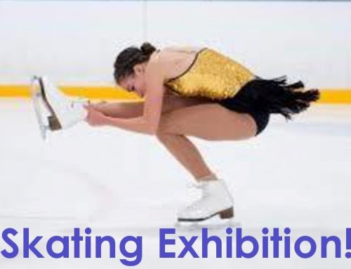 Skating Exhibition!