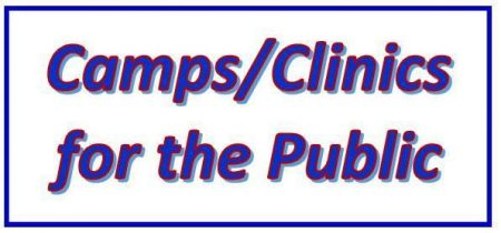 Camps/Clinics for the Public